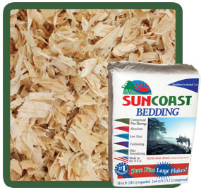 Shavings & Bedding