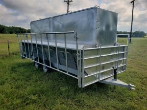 Livestock Feeders - bunk feeders